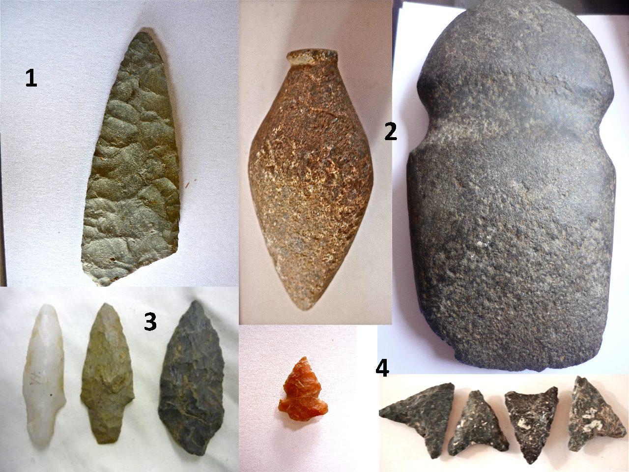 Lepionka Artifacts