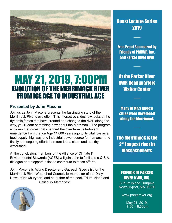 Merrimack River Flyer