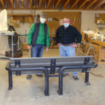 FRIENDS - PHOTO - BENCH REPAIR-SECOND-2