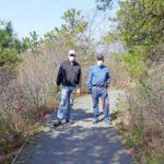 Pines Trail Work